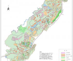 高校导航:西南大学校园平面图