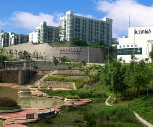 福州大学校园美景欣赏