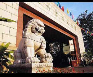 质朴雅静,中国科学技术大学校园美景赏析