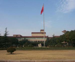 上海财经大学校园美景欣赏